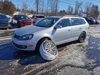 Used 2013 Volkswagen Jetta SportWagen 2.0L  TDI for sale in Madoc, ON
