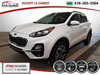 Used 2020 Kia Sportage ** EX * AWD * 13868 KM * TOIT PANO* for sale in Québec, QC