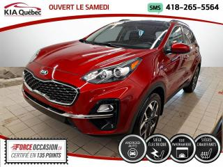 Used 2020 Kia Sportage EX* AWD* TOIT PANO* SIEGES CHAUFFANTS* for sale in Québec, QC