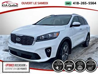 Used 2020 Kia Sorento ** V6 * AWD* TOIT PANO * CUIR * VOLANT C for sale in Québec, QC