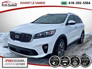 Used 2020 Kia Sorento ** V6 * AWD* TOIT PANO * CUIR * VOLANT C for sale in Québec, QC