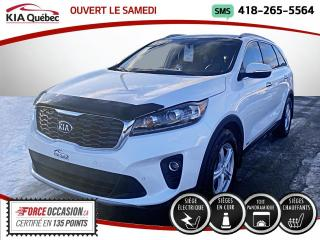Used 2019 Kia Sorento EX+ V6 * AWD TOIT PANO * CAMERA * VOLANT for sale in Québec, QC