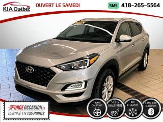 Used 2020 Hyundai Tucson PREFERED  * SIEGES CHAUFFANT  * VOLANT C for sale in Québec, QC