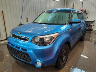 Used 2016 Kia Soul EX* A/C* SIEGES CHAUFFANTS* BLU for sale in Québec, QC
