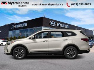 Used 2017 Hyundai Santa Fe XL Limited  - $146 B/W for sale in Kanata, ON