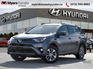 Used 2017 Toyota RAV4 Hybrid LE+  - $181 B/W for sale in Kanata, ON