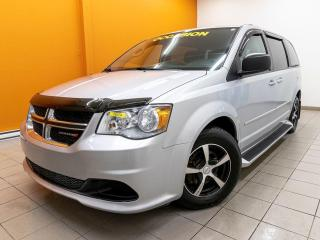 Used 2012 Dodge Grand Caravan CLIMATISEUR STOW N GO *100% APPROUVÉ* for sale in Mirabel, QC