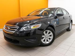 Used 2010 Ford Taurus SE AUTOMATIQUE CLIMATISEUR *BAS KILOMÉTRAGE* for sale in Mirabel, QC