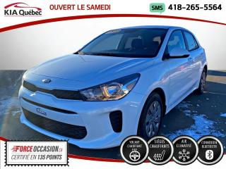 Used 2020 Kia Rio LX+ * 5 PORTES* IVT * SIEGES CHAUFFANT * for sale in Québec, QC
