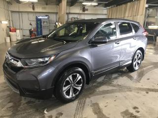 Used 2017 Honda CR-V Traction intégrale 5 portes LX for sale in Gatineau, QC