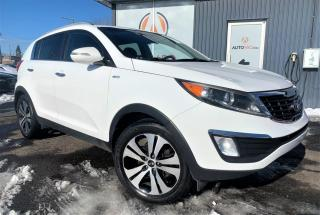 Used 2012 Kia Sportage ***EX,AWD.MAGS,BIEN ÉQUIPÉ,CAMERA*** for sale in Longueuil, QC
