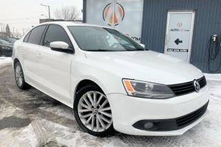 Used 2011 Volkswagen Jetta ***HIGHLINE,CUIR,TOIT,MAGS,TDI,AUBAINE** for sale in Longueuil, QC