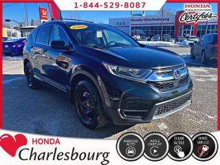 Used 2017 Honda CR-V LX AWD ***0 ACCIDENT**8 ROUES 8 PNEUS** for sale in Charlesbourg, QC