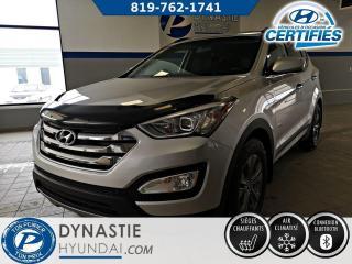 Used 2016 Hyundai Santa Fe Sport Premium (FRAIS VIP 495$ NON INCLUS) for sale in Rouyn-Noranda, QC