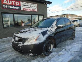 Used 2010 Nissan Sentra ** 137 000 KM CERTIFIÉ ** for sale in St-Hubert, QC
