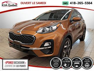 Used 2020 Kia Sportage ** EX * TOIT PANORAMIQUE * SIEGES CHAUFF for sale in Québec, QC