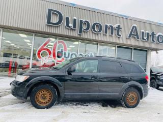 Used 2009 Dodge Journey SXT 4 portes TI for sale in Alma, QC
