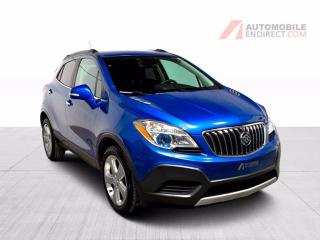 Used 2016 Buick Encore Auto A/C Mags Cuir Caméra Bluetooth for sale in Île-Perrot, QC