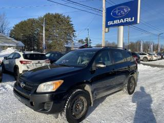 Used 2009 Toyota RAV4 4 portes, 4 roues motrices, 4 cyl. en li for sale in Victoriaville, QC