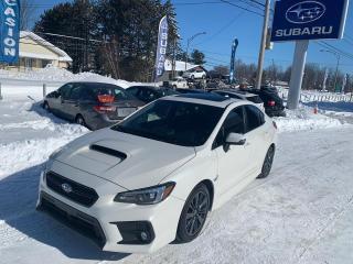 Used 2018 Subaru WRX SUBARU IMPREZA WRX Sport for sale in Victoriaville, QC