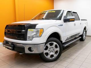 Used 2010 Ford F-150 4X4 TOIT SIÈGES CHAUFFANTS / VENTILÉS *CUIR* for sale in Mirabel, QC