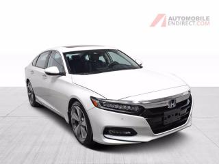 Used 2019 Honda Accord TOURING 2.OT CUIR MAGS TOIT GPS CAMÉRA DE RECUL for sale in Île-Perrot, QC