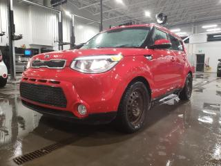 Used 2015 Kia Soul *EX*CAMÉRA*BLUETOOTH*SIÈGE CHAUFFANT* for sale in Québec, QC