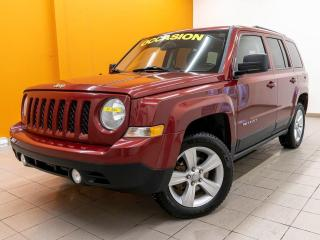 Used 2014 Jeep Patriot NORTH 4X4 BLUETOOTH *SIÈGES CHAUFFANTS* for sale in Mirabel, QC