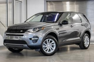 Used 2018 Land Rover Discovery Sport HSE AWD *NOUVELLE ARRIVÉE, BAS KMs!* for sale in Laval, QC