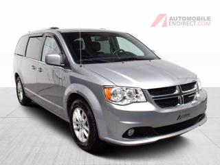 Used 2019 Dodge Grand Caravan SXT Premium Plus Cuir Stow N'Go A/C for sale in Île-Perrot, QC