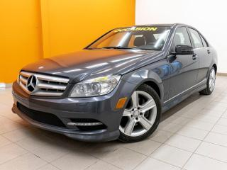 Used 2011 Mercedes-Benz C-Class C 300 4MOTION HARMAN / KARDON TOIT *CUIR* for sale in Mirabel, QC