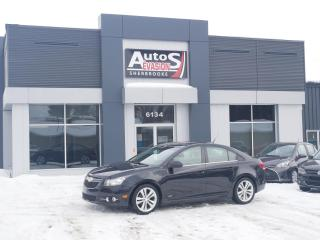 Used 2014 Chevrolet Cruze RS + CUIR + TOIT + MAGS 18