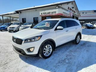 Used 2017 Kia Sorento LX V6 7 places 4 portes TI for sale in Sherbrooke, QC