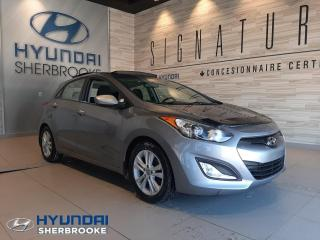 Used 2014 Hyundai Elantra GT GLS TOIT PANO BANCS CHAUFF BLUETOOTH AIR for sale in Sherbrooke, QC