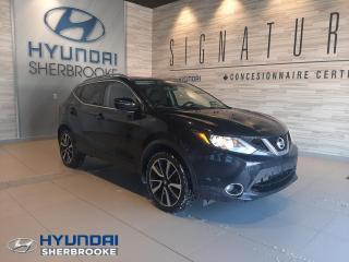 Used 2017 Nissan Qashqai SL AWD GPS CUIR CAMERA 360 TOIT OUVRANT for sale in Sherbrooke, QC