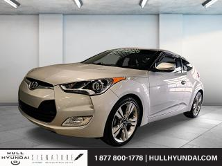 Used 2016 Hyundai Veloster 3dr Cpe Man Tech for sale in Gatineau, QC