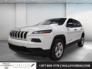 Used 2015 Jeep Cherokee 4WD 4Dr Sport for sale in Gatineau, QC