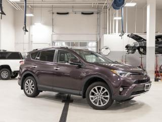 Used 2016 Toyota RAV4 AWD 4dr Limited for sale in New Westminster, BC