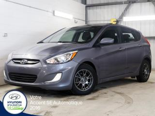 Used 2016 Hyundai Accent SE 5 portes automatique for sale in Val-David, QC