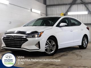 Used 2019 Hyundai Elantra Preferred for sale in Val-David, QC