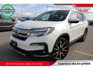 Used 2019 Honda Pilot Touring 8 Passenger | Automatic for sale in Whitby, ON