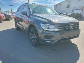 Used 2019 Volkswagen Tiguan COMFORTLINE for sale in Gatineau, QC