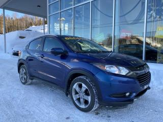 Used 2017 Honda HR-V EX-L , TRACTION INTEGRAL ,NAVIGATION for sale in Ste-Agathe-des-Monts, QC