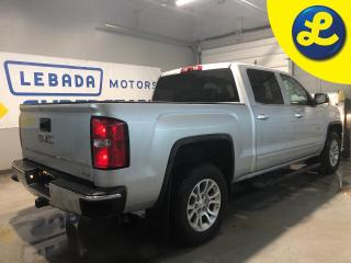 Used 2015 GMC Sierra 1500 4WD Z71 Crew Cab 5.3L V8 * Remote Starter * Black Side Steps * Weather Tech Floor Mats * Chrome Bumpers * Rear Bumper Steps * Back Up Camera * Cruise for sale in Cambridge, ON