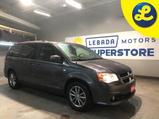 Used 2014 Dodge Grand Caravan 30th Anniversary * Garmin Navigation * Leather Trimmed * Over Head DVD Player W/ Bluetooth UConnect Earphones * Remote Start * Back Up Camera * Left P for sale in Cambridge, ON