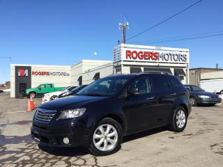 Used 2013 Subaru Tribeca AWD - 7 PASS - SUNROOF - LEATHER - REVERSE CAM for sale in Oakville, ON