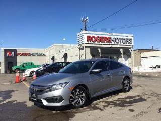 Used 2017 Honda Civic 2.99% Financing - EX - SUNROOF - HTD SEATS - REVERSE CAM for sale in Oakville, ON