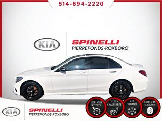 Used 2015 Mercedes-Benz C-Class C 300 AMG PACKAGE for sale in Montréal, QC