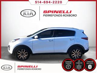 Used 2017 Kia Sportage EX PREMIUM EX PREMIUM for sale in Montréal, QC