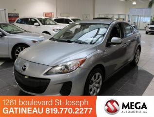 Used 2012 Mazda MAZDA3 i for sale in Gatineau, QC